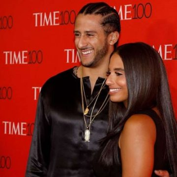 Meet Nessa Diab – Colin Kaepernick's Girlfriend Blamed For His Ravens Deal Unclosed