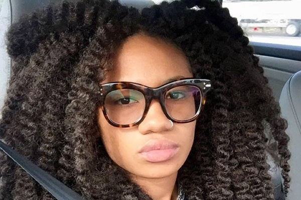 D. L. Hughley's daughter Tyler Whitney Hughley