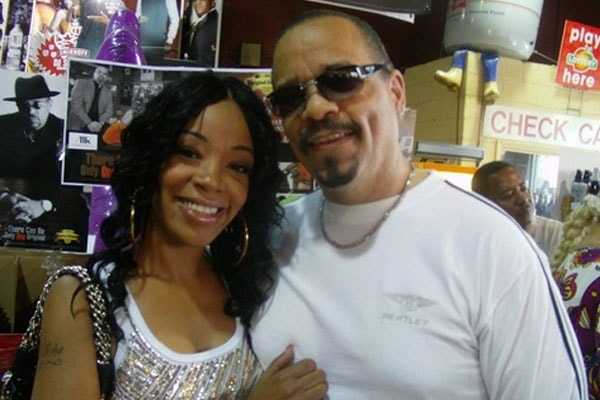 Ice-T's daughter Letesha Marrow