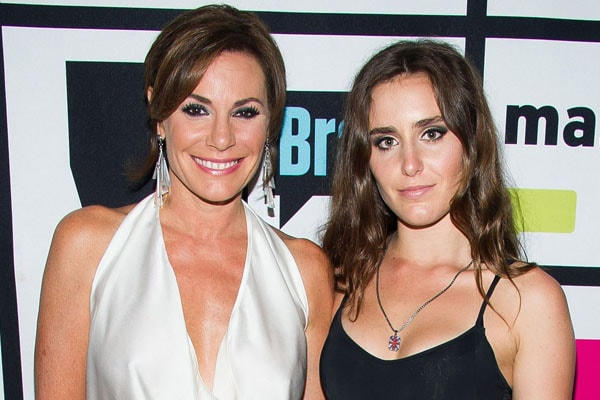 LuAnn De Lesseps and her daughter Victoria De Lesseps