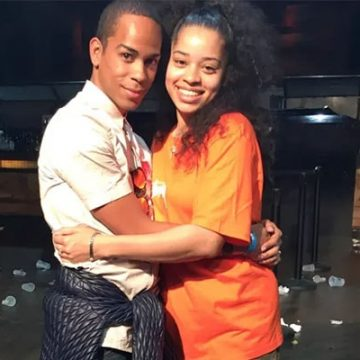 Yes! Ella Mai's Got Boyfriend. She is all Boo'd Up Now With This Charming Young Man