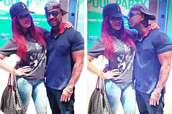 Marriage of Stevie J and Faith Evans