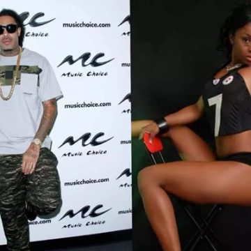 Rapper Gunplay's Ex-Girlfriend Aneka Johnston Press Charges on Him for Head-Butting Her Outside Stripper Club