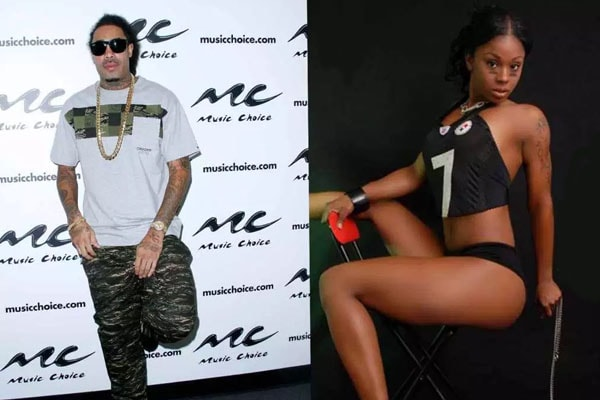 Gunplay head butt ex-girlfriend Aneka