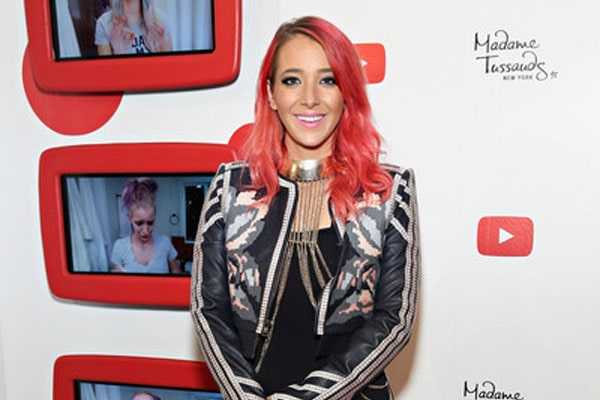 Jenna Marbles' marriage