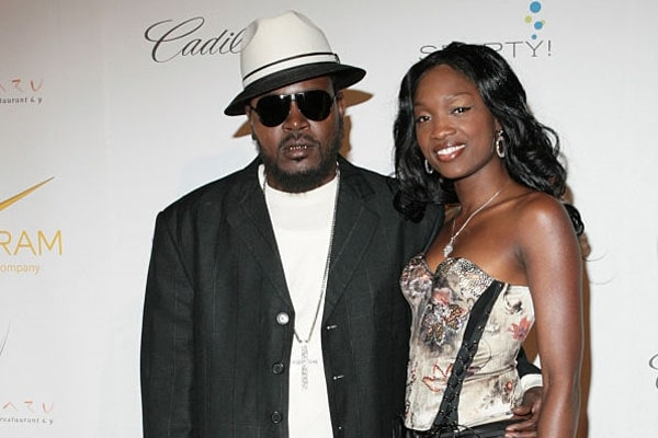 Joy Young's husband is Trick Daddy