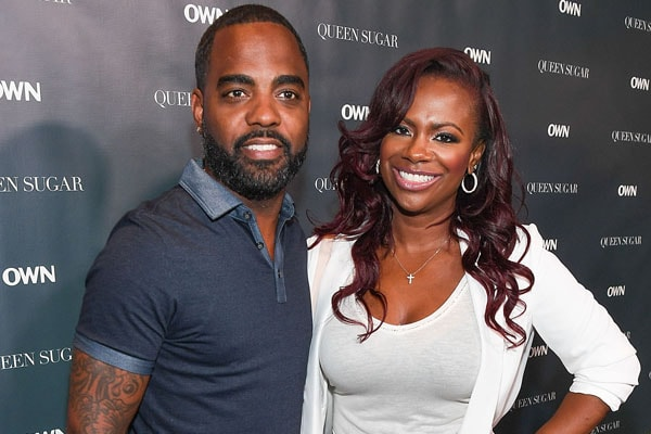 Kandi Burruss' husband Todd Tucker
