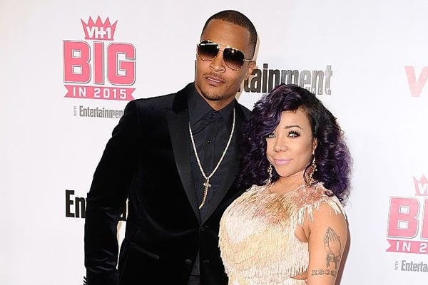 T.I. and Tiny Harris' daughter, Leyah Amore Harris