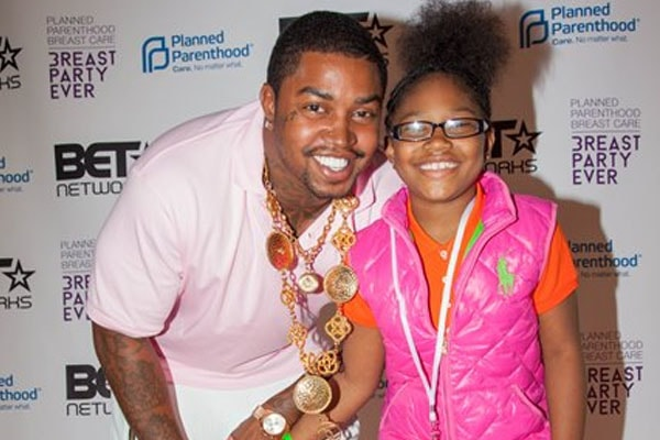 Daughter of Lil Scrappy, Emani Richardson