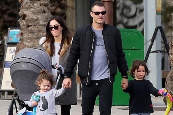 Family of Megan Fox