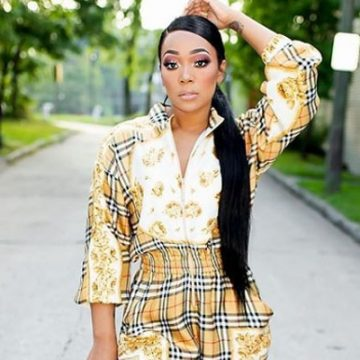 Monica Brown's Net Worth – Earnings From Music, House and Lifestyle