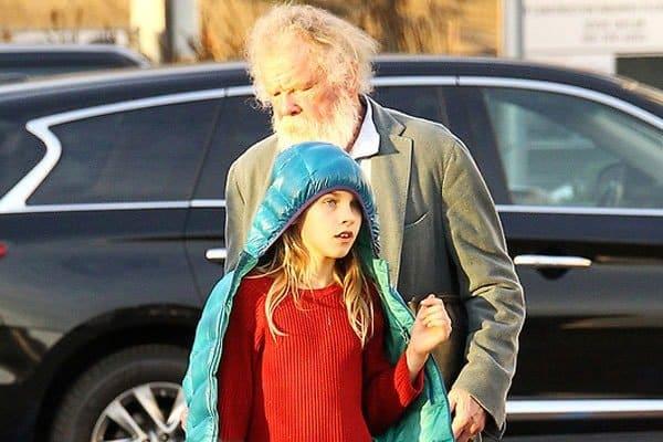 Nick Nolte's daughter