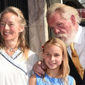 Meet Sophie Lane Nolte – Photos of Nick Nolte's Daughter with Wife Clytie Lane