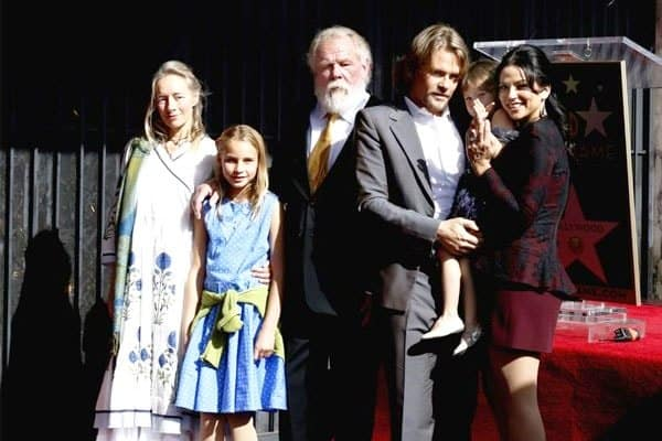 Family of Nick Nolte