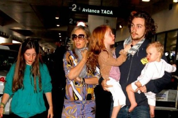 Daughter of Aaron Taylor-Johnson and Sam Taylor-Johnson