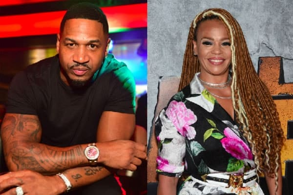 Stevie J's marriage with Faith Evans