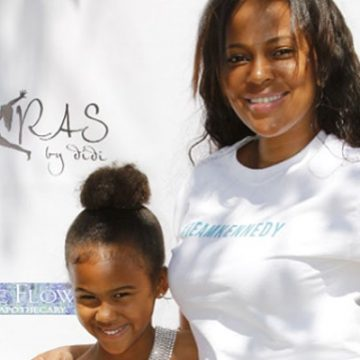 Meet Kennedy Carter – Photos and Facts of Sundy Daughter With Ex-Partner Larry Hughes