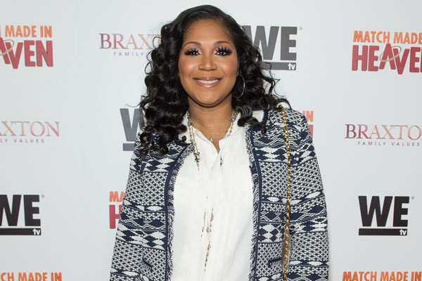 Trina Braxton's net worth