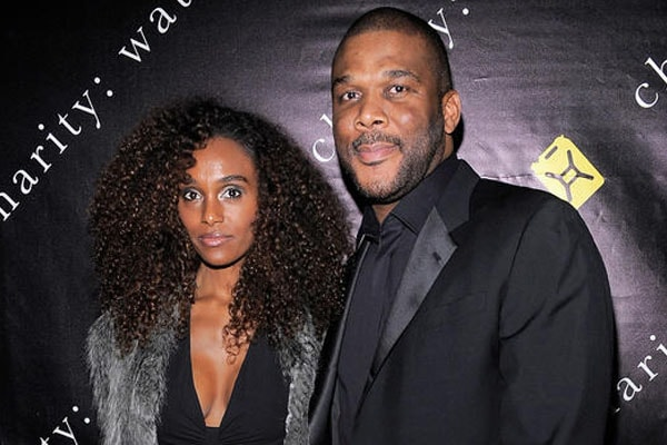 Wife of Tyler Perry, Gelila Bekele
