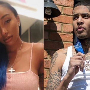 Zonnique Pullins is Dating Rapper Boyfriend Bandhunta Izzy. Funny Pregnancy Story of Tiny's Daughter