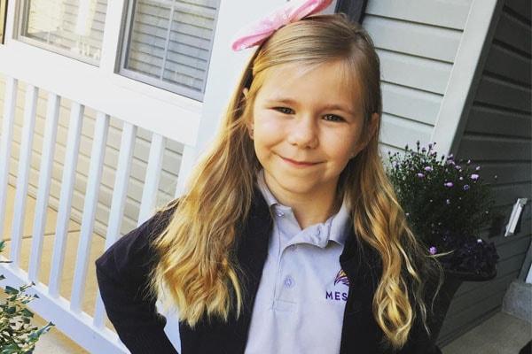Randy Orton's daughter, Alanna Orton