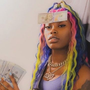 Rapper Asian Doll Net Worth – Earnings From Music Label and Braggs Stack of Cash on IG