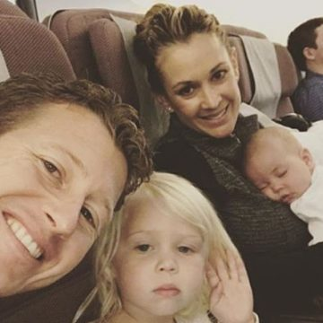 Meet Blake James Briscoe – Photos of Daughter of Nicole Briscoe With Husband Ryan Briscoe
