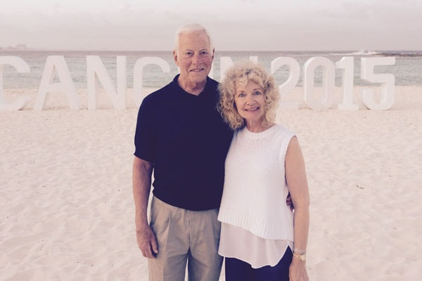 Barbara Tracy is the wife of Brian Tracy