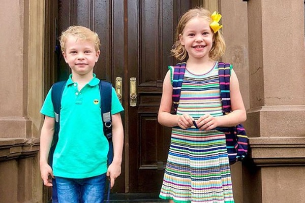 Neil Patrick Harris' Son Gideon Scott Burtka-Harris and daughter Harper Grace