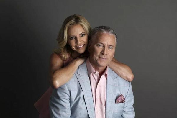 Tom and Christine Glavine