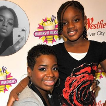 Meet Zion Quari Barrino – Photos of Fantasia Barrino's Daughter With Ex-Partner Brandel Shouse
