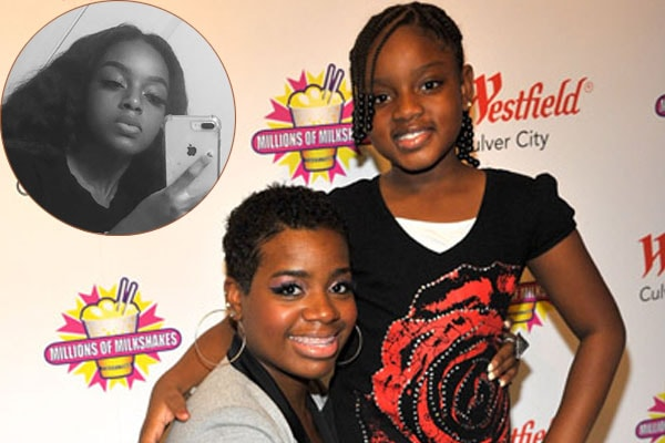 Fantasia Barrino's daughter Zion Quari Barrino