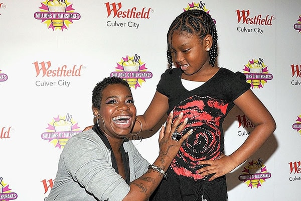 Zion Quari Barrino, daughter of Fantasia Barrino