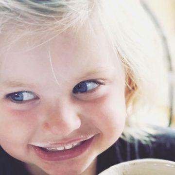 Meet Gray Audrey Bratcher – Photos of Jenna Von Oy's Daughter With Brad Bratcher