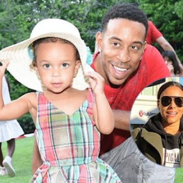 Meet Cadence Gaelle Bridges – Photos of Ludacris' Daughter With Wife Eudoxie Mbouguiengue