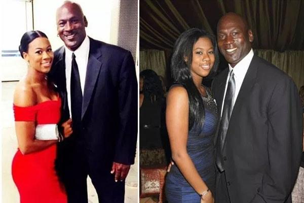 Daughter of Michael Jordan