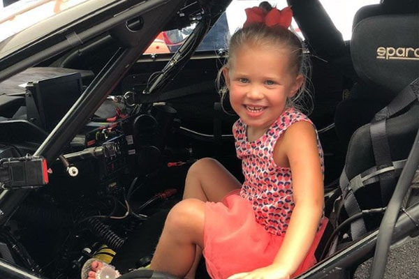 Daughter of Nicole Briscoe, Finley Briscoe