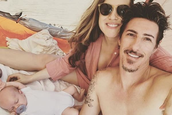 Oliver Lion Balfour is the only son of Eric Balfour