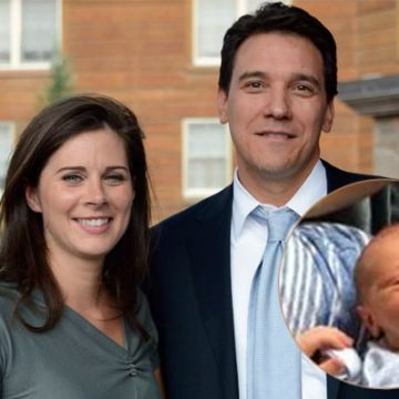 Meet Owen Thomas Burnett Rubulotta – Photos of Erin Burnett's Son With Husband David Rubulotta