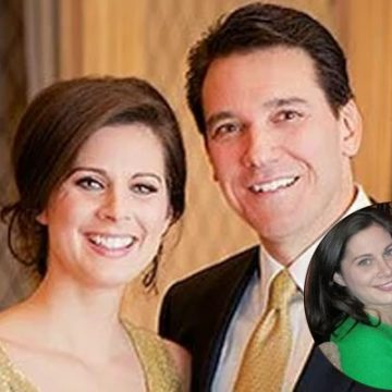 Meet Nyle Thomas Burnett Rubulotta – Photos of Erin Burnett's Son With Husband David Rubulotta