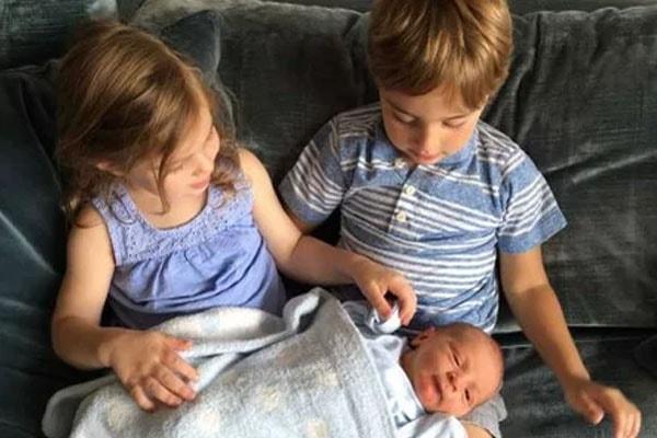 Children of Erin Burnett