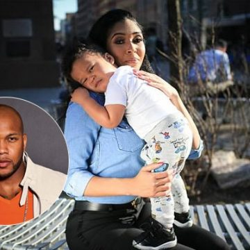 Meet Zohar Paxton – Photos of Rapper Flo Rida's Son With Baby Mama Alexis Adams