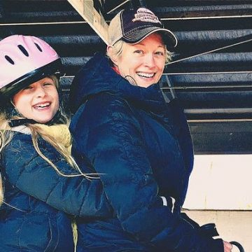 Meet Bayley Wollam – Photos of Jamie Wollam's Daughter With Ex-Partner Teri Polo