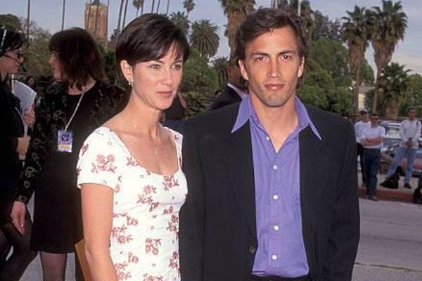 Andrew Shue's ex-wife, Jennifer Hageney