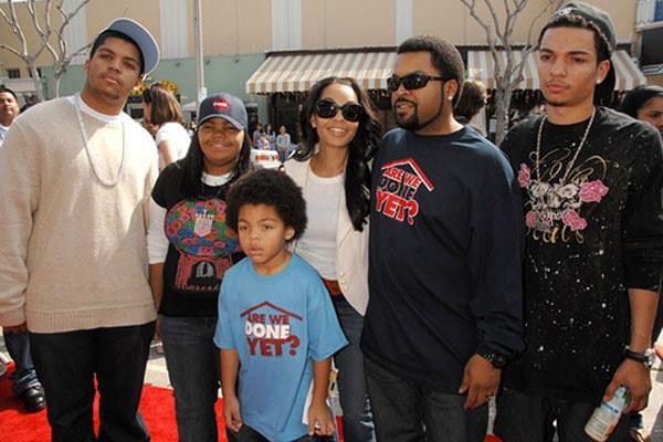 Ice Cube has got a daughter named Karima Jackson