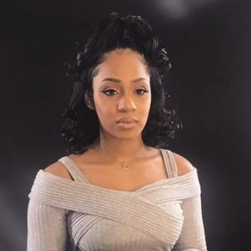 Rapper Kiyanne's Pregnancy Rumors are Hoax but Her Child Birth Video is Funny