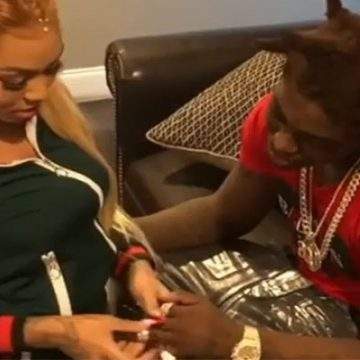 Are Cuban Doll and Kodak Black Still Dating? Looks Like Kodak Got Another Girlfriend