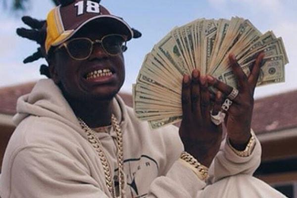 Kodak Black's net worth and showing off his money
