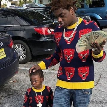 Meet King Khalid – Photos of Kodak Black's Son With Baby Mama Jammiah Broomfield