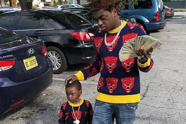 Kodak Black's son King Khalid Octave